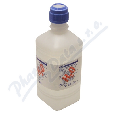 Zobrazit detail - Sterile Water pour Bottes for Irigat. UK 1000ml 6ks