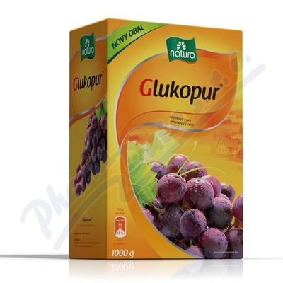 Zobrazit detail - Glukopur plv. 1000g - hroznový cukr