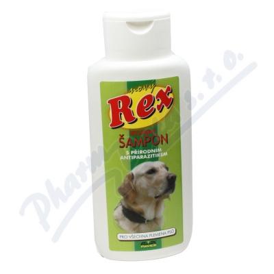 Zobrazit detail - BYLINNÝ šampon pro psy s antiparaz. 250ml PAVES