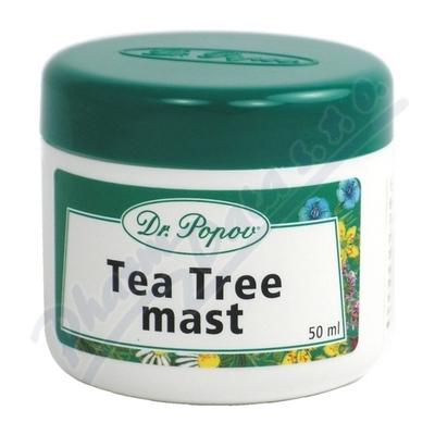 Zobrazit detail - Tea Tree mast 50ml Dr. Popov