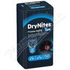 HUGGIES DryNites kalh.abs.L 8-15/boys/27-57kg/9ks