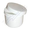 Kelímek s šroub.víčkem 185ml/150g bílý Červenková