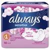 DHV Always Ultra Sensitiv Normal Plus single/10ks