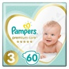 PAMPERS Premium Care 3 Midi 60ks