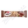 EMCO Mysli Ovesná tyčinka čokoláda a ořechy 45g