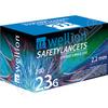 Wellion Safety Lancets jehly jednorázové 23G 200ks