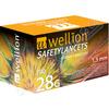 Wellion Safety Lancets jehly jednorázové 28G 200ks