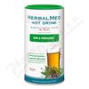 HerbalMed HotDrink Dr.Weiss kašel průduš180g+vit.C