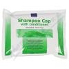 Čepice se šamponem a kondicionérem