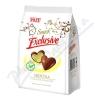 POEX Snack Exclusive Srdíčka v mléčné čokoládě 90g