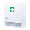 Lékárnička nástěn.s náplní do 10 osob-ZM 10 bílá