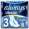 DHV Always Classic Night 8ks