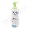 HiPP BABYSANFT Pěnové tělové mléko (KOČKA) 150ml