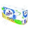 Toaletní papír LINTEO 4-vrstvý bílý 8 rolí