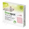 Dronspot 30mg/7.5mg malé kočky spot-on 2x0.35ml