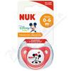 NUK Dudlík DISNEY Mickey SI V1(0-6m)1ks BOX 730285