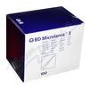 BD Microlance Inj. jehla 18G 1.20x40 růžová 100ks