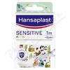 Hansaplast Sensitive Kids zvířátka náplast 1mx6cm
