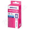 Abfarmis Těhotenský test 10mIU/ml proužek 2ks